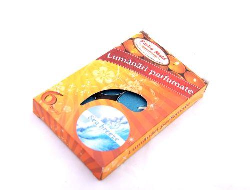 Lumanari parfumate 6/set Sea Breeze | Misavan Curatenie