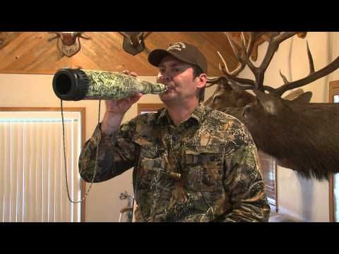 Elk Calling Tips- Bugling with Mouth Reeds pt #1