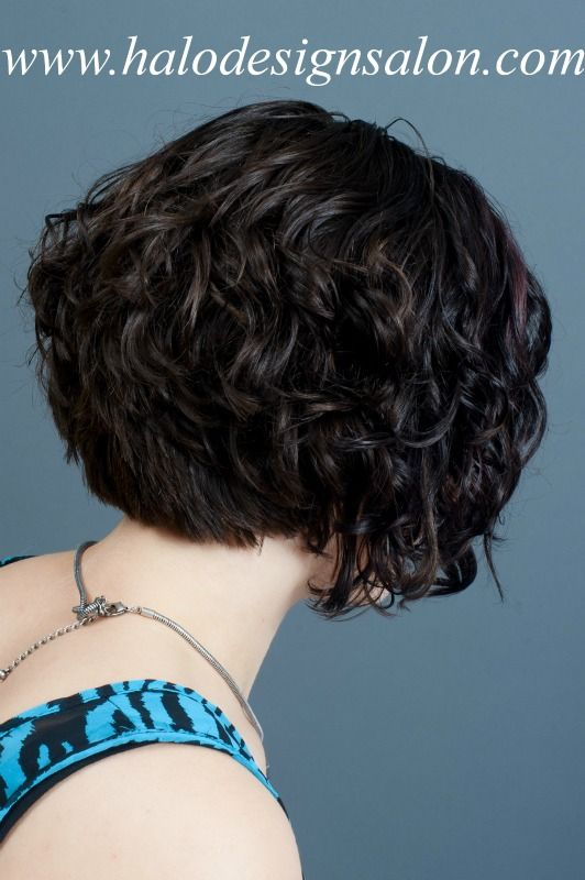 Halo designs salon hair cut colored styled by - Halo salon vancouver ...
