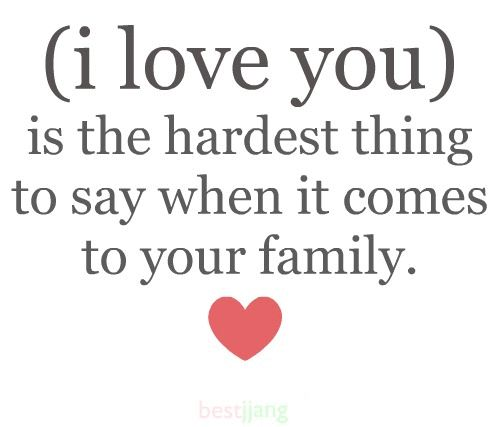 love quotes about family pictures Quotes about Family Love and Strength