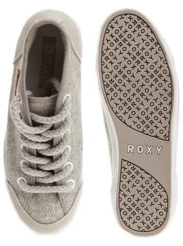 Grey Roxy trainers