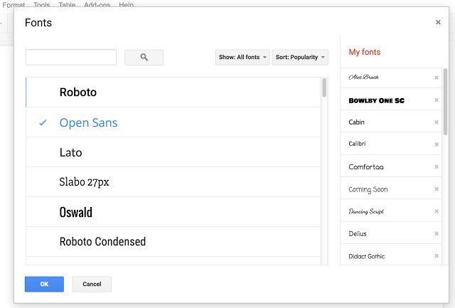 Designing Beautiful Google Docs