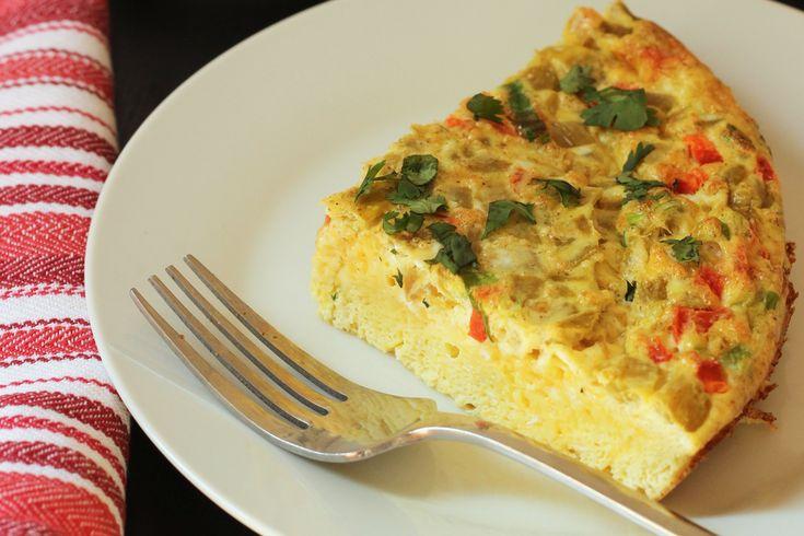 Southwestern Oven Omelet | Good Cheap Eats