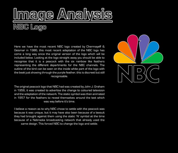 Image analysis 1 page 1
