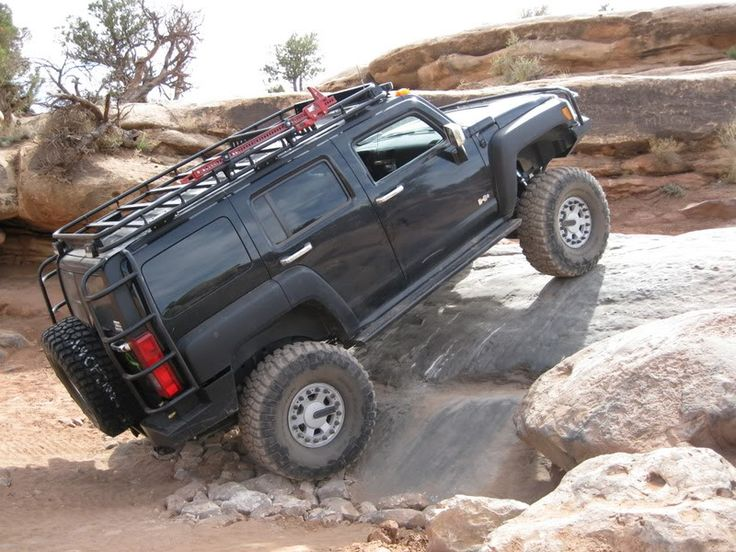 h3 hummer roof ladder - Google Search