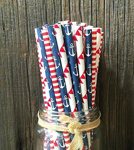 Anchor, Sailor Themed Party Paper Straws 7.75 Inches 75 P... https://www.amazon.com/dp/B018R9EFUQ/ref=cm_sw_r_pi_dp_8eABxbGDK6Z2B