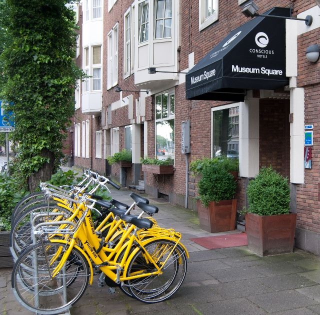 Hotel Review – Conscious Hotel Museum Square, Amsterdam, the Netherlands