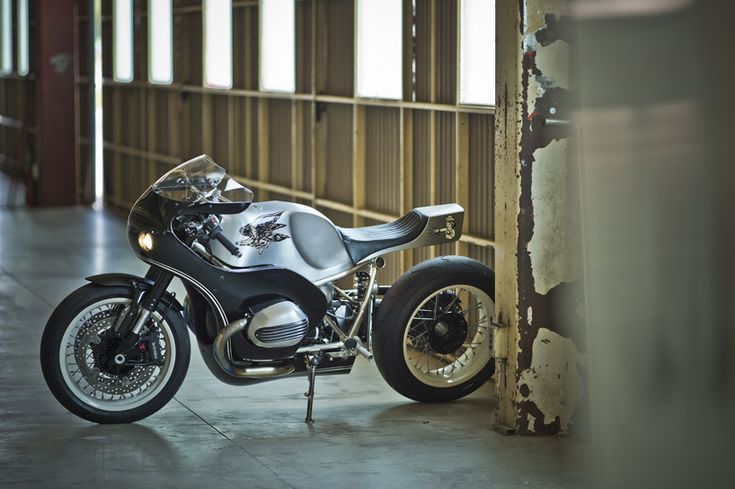 BMW motorrad R nineT customized by four expert japanese tuners