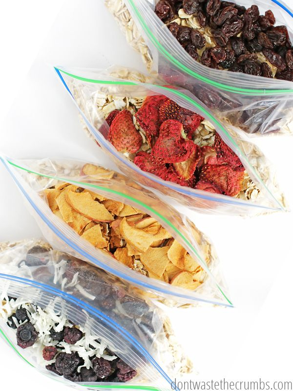 The Ultimate Guide to Homemade Instant Oatmeal Packets - 5