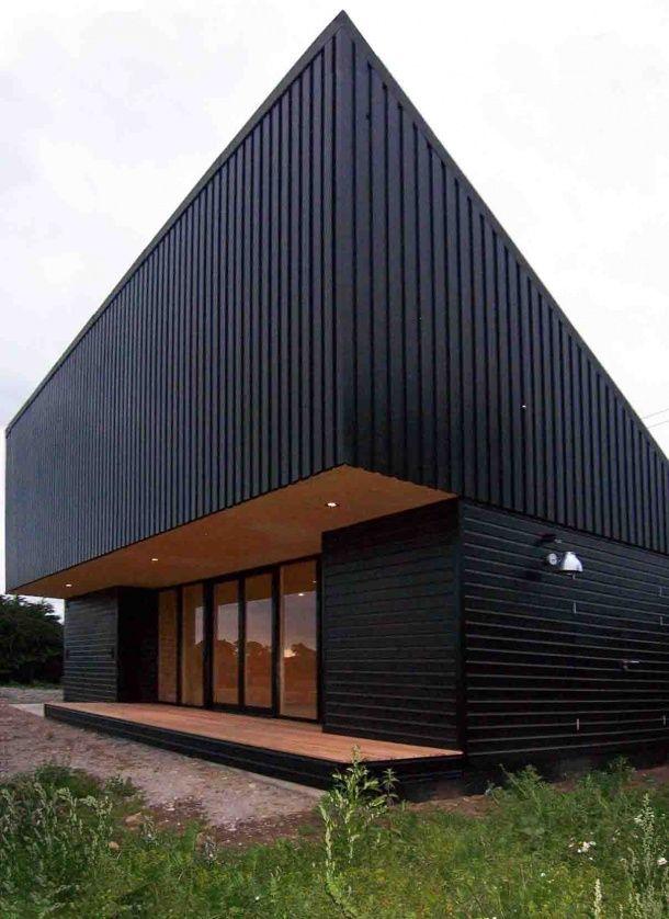 Bat House, Charles Barclay Architects