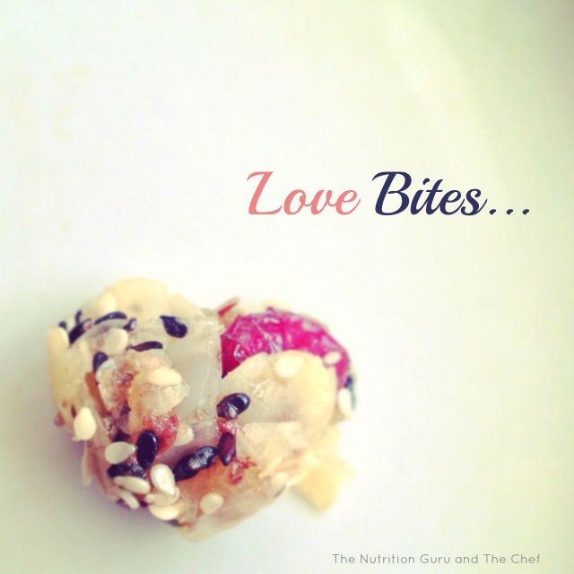 Little Love Bites - Goodness Bars
