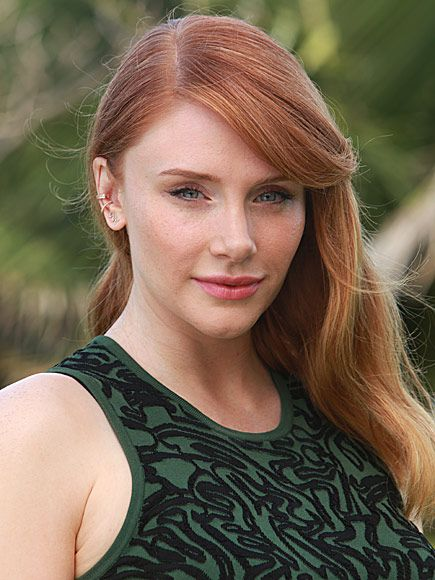 Pale-Skinned Mutant Bryce Dallas Howard Dodges The Sun -7118