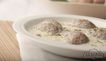 Kibbeh Bi Laban Recipe | Lebanese cuisine food Recipes | Al Wadi Al Akhdar
