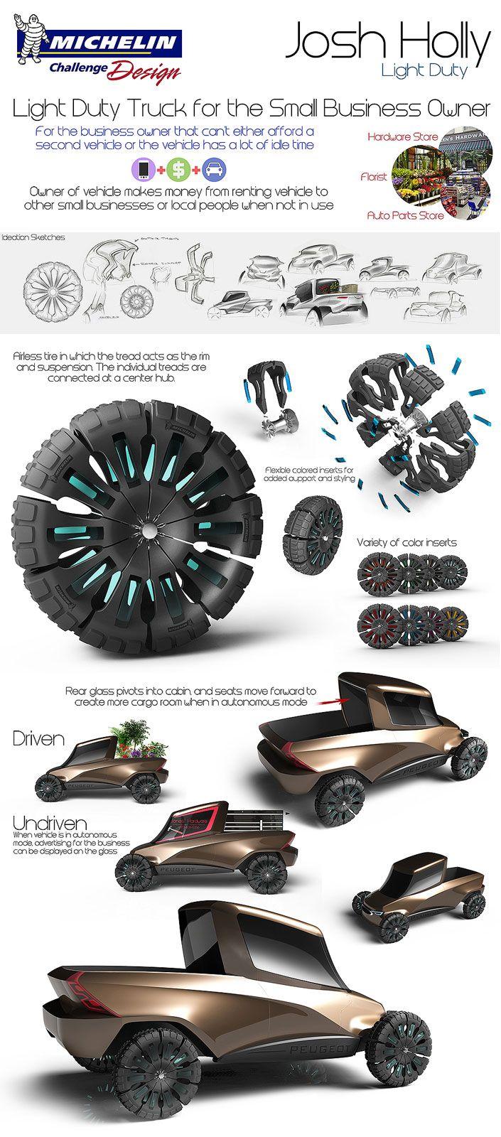 Transformer Concept by Joshua Holly - Design Panel