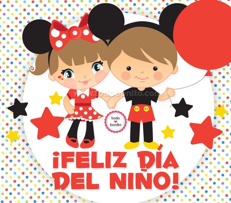 El Día del Niño es para reafirmar los derechos de los niños en todo el mundo. Hoy lo celebramos en Argentina. Desde esta página queremos agradecerles por alegrar nuestras vidas y ser lo que nos impulsa a ser mejores cada...