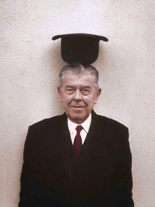 """Art evokes the mystery without which the world would not exist."" ~Rene Magritte"