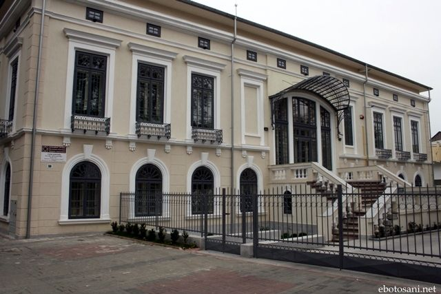 Casa Ventura (1872), Bd. Eminescu Mihai 50, Botoșani