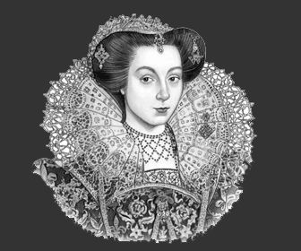 Lady Elizabeth Brydges Howard ~ Maid of Honour to Elizabeth I and mother of Anne Boleyn. Anne was the daughter of Thomas Boleyn, later Earl of Wiltshire and Earl of Ormond, and his wife, Lady Elizabeth Howard, daughter of Thomas Howard, 2nd Duke of Norfolk.