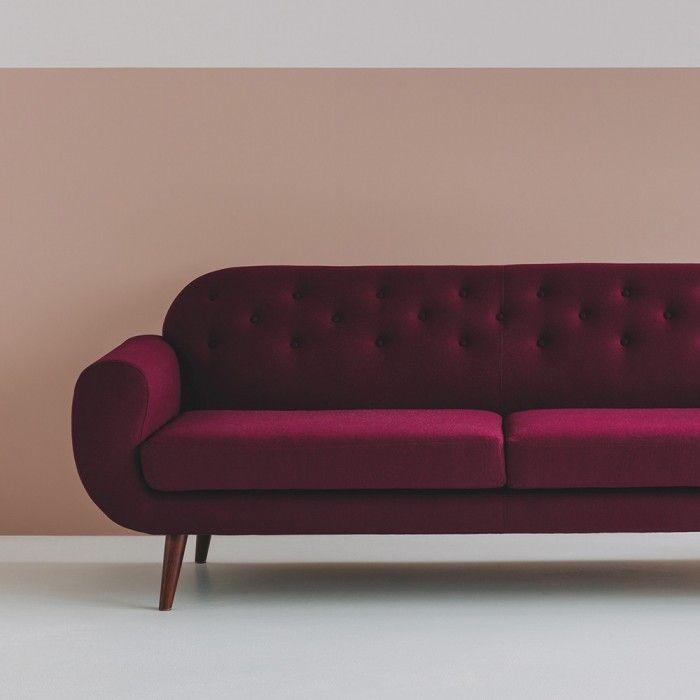 Marsala Copenhagen Sofa | Sofas | Living  - Me and My Trend