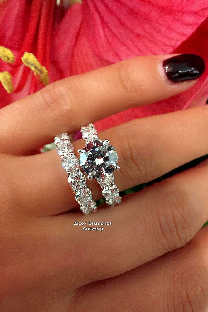Fabulous Wedding Rings That All Women Adore ❤ See more: http://www.weddingforward.com/wedding-rings/ #weddings