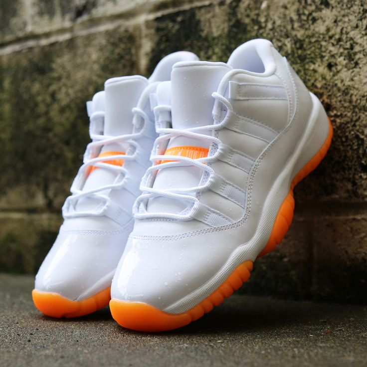 Air Jordan 11 Low Citrus