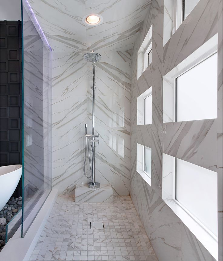 check out our top 5 design trends for 2016 for ideas and inspiration that will give you direction and get your creative juices flowing - Stone Tile Bathroom 2016