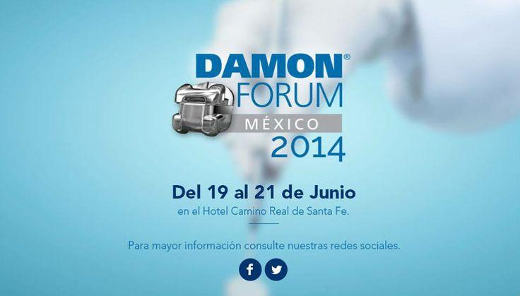 Asista a Damon Forum, extraordinario evento educativo donde podrá conectarse con colegas de la industria y estar en la vanguardia de la innovación.   Ciudad de México 19 al 21 de Junio 2014