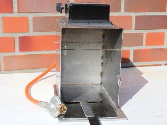 Beefer DIY Sicherheitstechnisch schwer bedenklich, aber eine coole Idee!!!