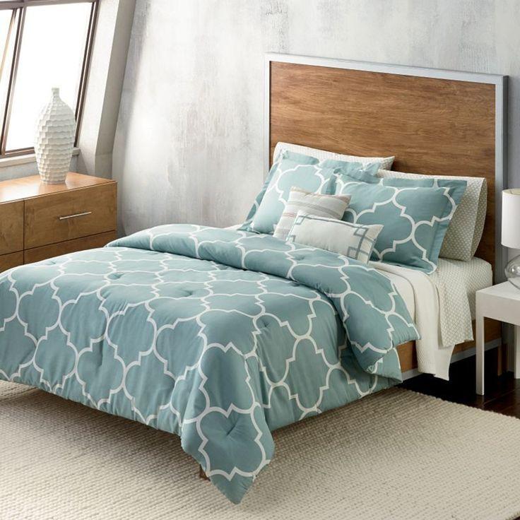 Apt 9 Trellis Lead Duvet Cover Set Bedroom Idea S