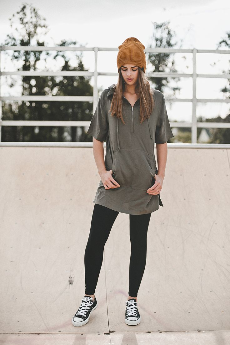 Outfits With Leggings And Converse | www.imgkid.com - The ...