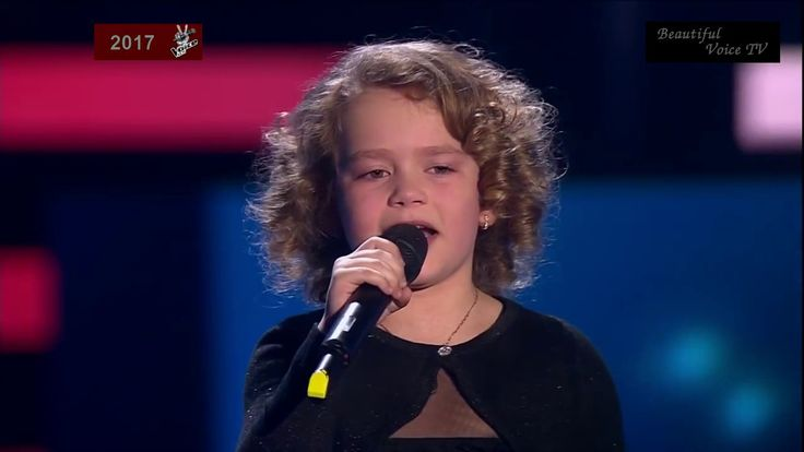 Alisa. 'I Go To Sleep'. The Voice Kids Russia 2017.