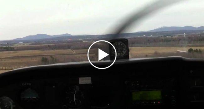 Piloto é Obrigado a Fazer Aterragem De Emergência No Meio Da Autoestrada Após Falha No Motor