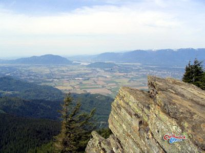 Elk Mountain, Chilliwack BC - places to hike