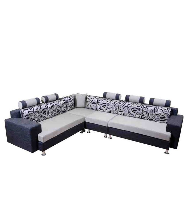 L Shaped Sofa For Small Living Room: Best 25+ L Shaped Sofa Ideas On Pinterest