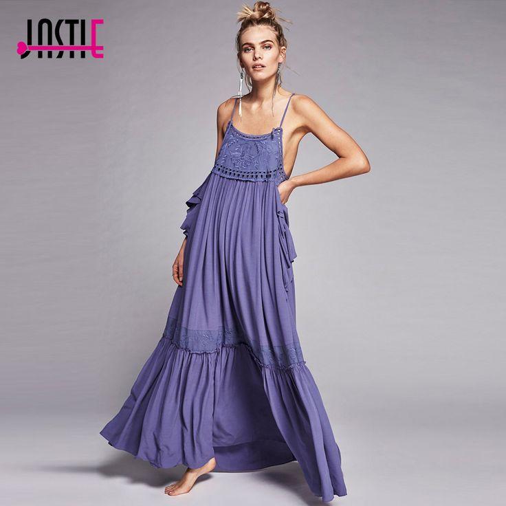 Платье в пол халатного типа