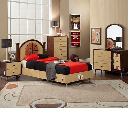 Bedroom Furniture Chicago: 119 Best Images About NBA Furniture On Pinterest