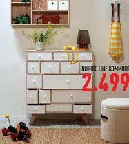 Kommode, Nordic Line