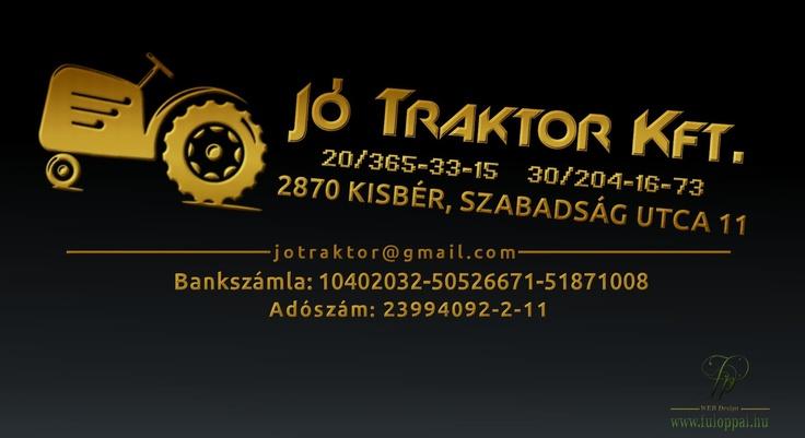 Jo Traktor Kft.