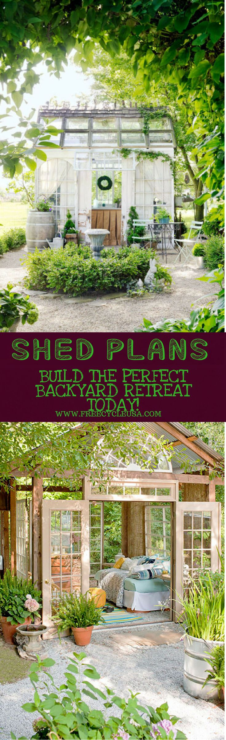 Diy best shed plans
