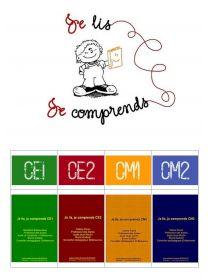 Librairie-Interactive - Je lis - je comprends du CE1 au CM2