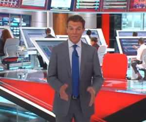 Fox News debuts bizarre, giant tablets in its outrageous new newsroom