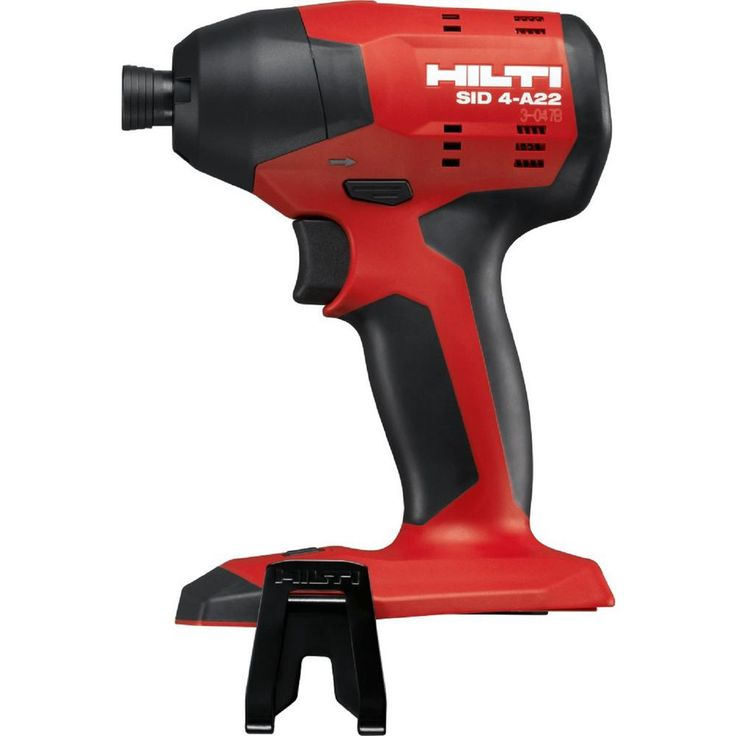 Hilti 22-Volt Lithium-Ion Cordless Impact Drill Driver/Drywall Screw Gun Combo Kit (2-Tool)