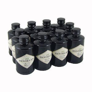 Hendricks Gin 5cl Miniature - 12 Pack