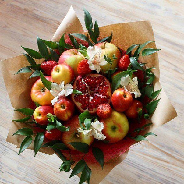 букет из фруктов: 25 тыс изображений найдено в Яндекс.Картинках
