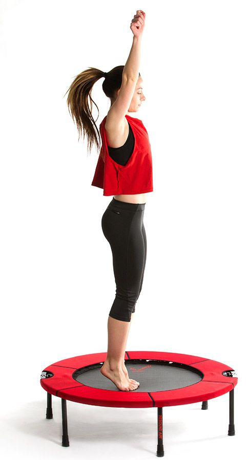 ReboundAIR has created the perfect solution for workouts at home. One of the best ways to have ...