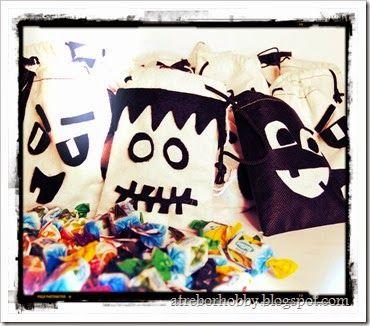 Sacchetti di Halloween