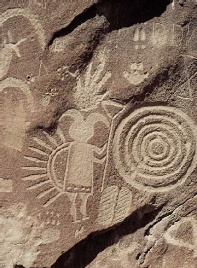 cave petroglyphs and pictographs