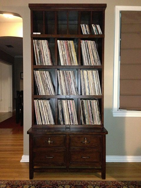 1000 Images About Vinyl Record Storage Ideas On Pinterest