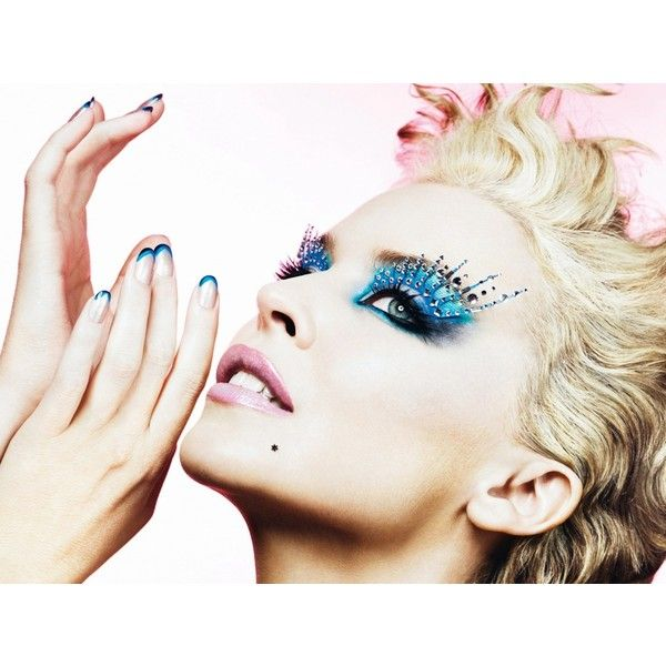 Фото: Кайли Миноуг (Kylie Minogue) ❤ liked on Polyvore featuring models
