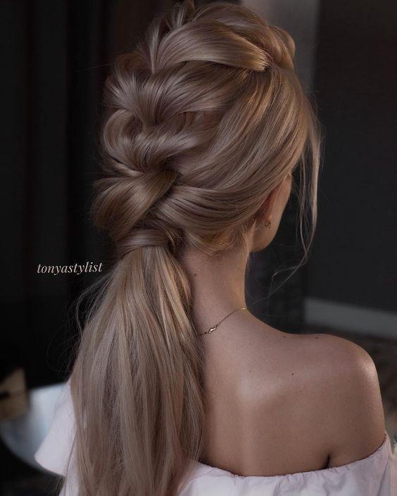 Moderne Geschäftsfrisur: Fotos der besten Optionen für eine Geschäftsfrau – Haar Ideen